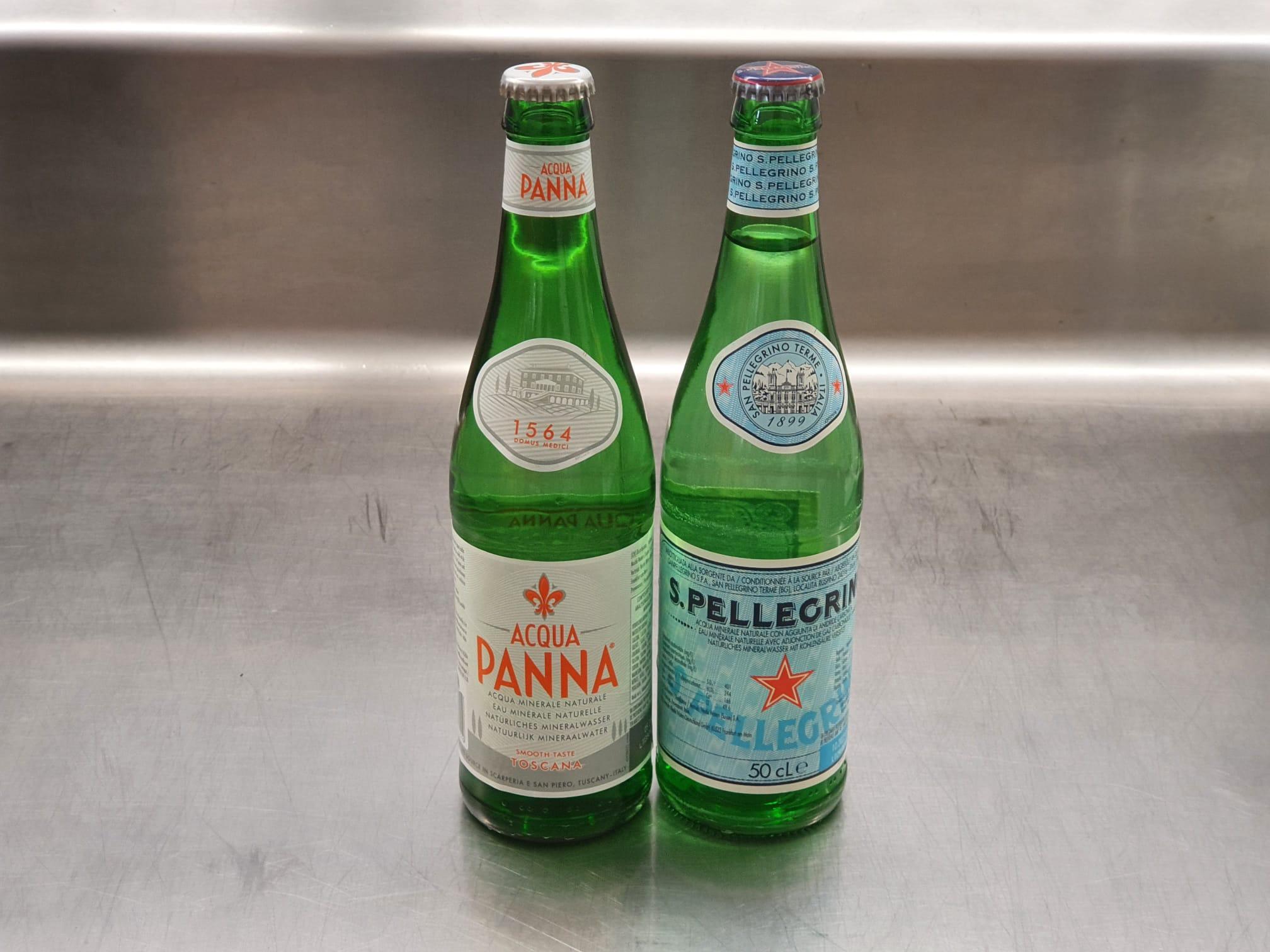Mineralwasser 0,5l