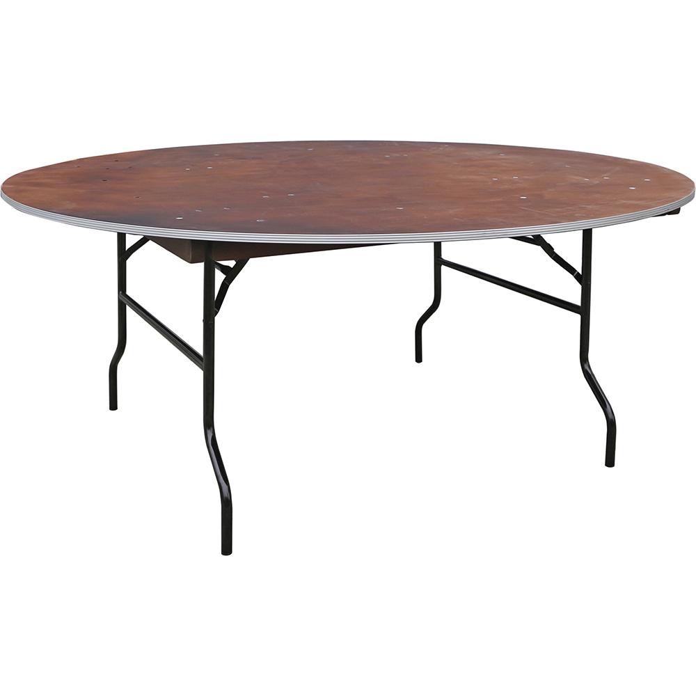 Bankett-Tisch Rund Durchmesser ca. 1,6m