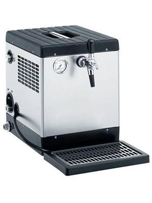 Zapfanlage 1-leitig inkl. Zapfkopf/Keg und CO2